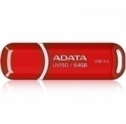 Флеш диск A-Data 64Gb (UV150) USB3.0, красный